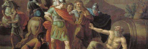 Anécdotas de Diógenes de Sinope
